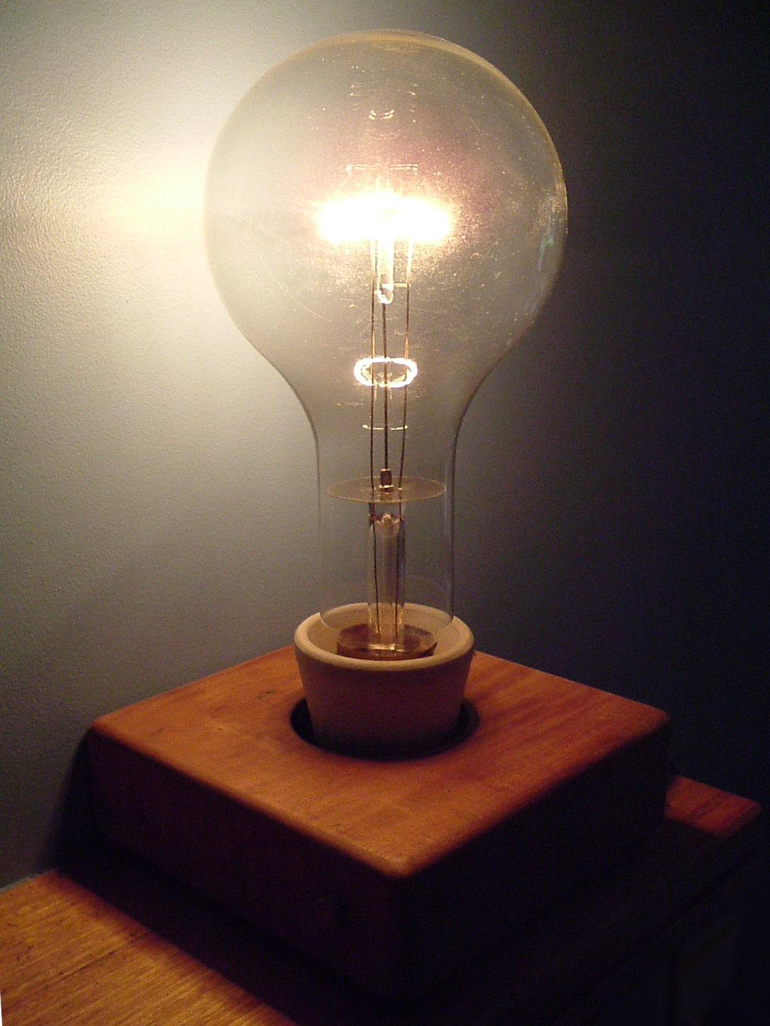 Giant Light Bulb Lamp Loopgainnet Giant Light Bulb