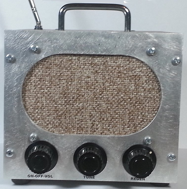 loopgain net : two valve fm radio